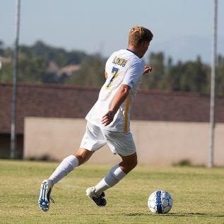 Soka soccer player controls ball