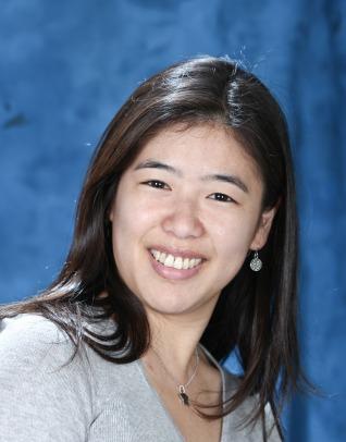 Image of Jacqueline Chin.