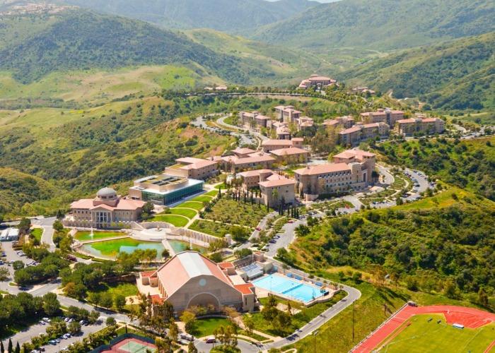 Areal Image of Soka