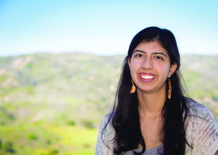 Image of Stephanie Samaniego.