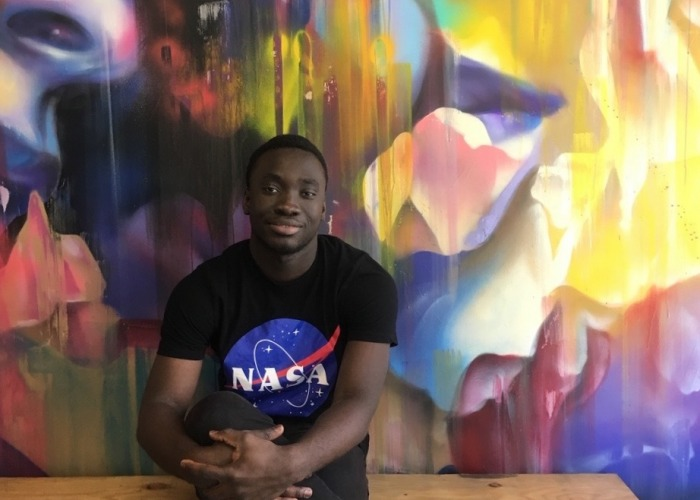 Image of Moses Addai
