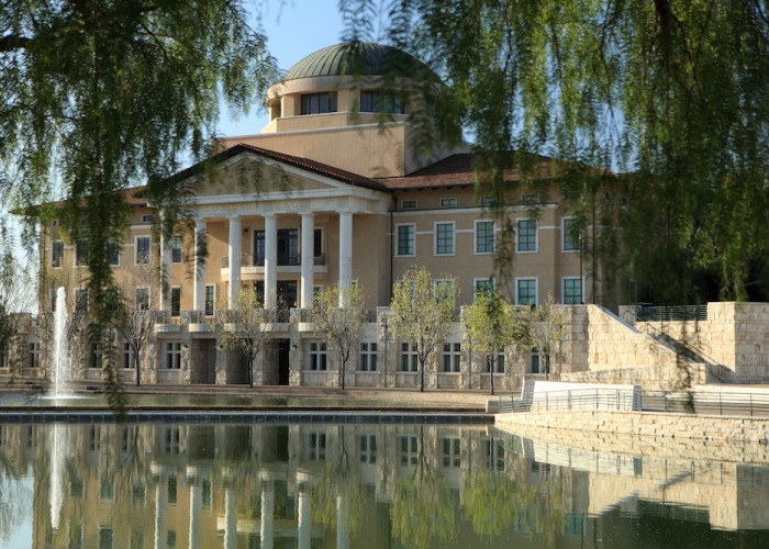 Soka University Founders Hall