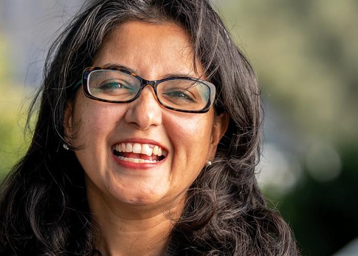 Diya Mazumder, Associate Professor of Economics
