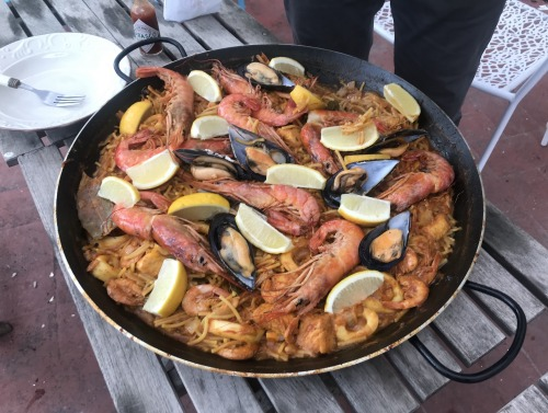 Image of paella.