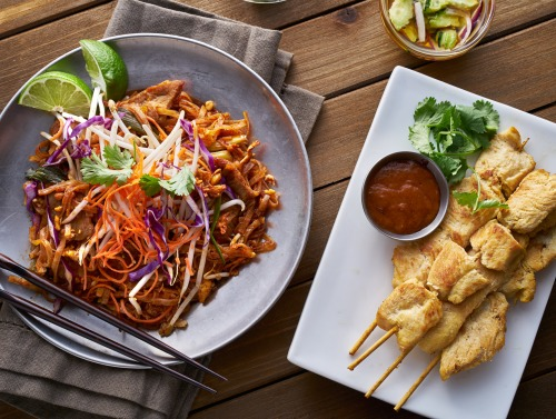 Stock image of Thai Food