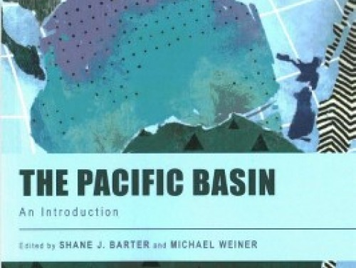 Image of the cover of The Pacific Basin book.