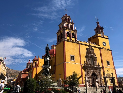 Our Lady of Guanajuato church