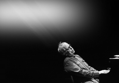 Kenny Werner playing piano