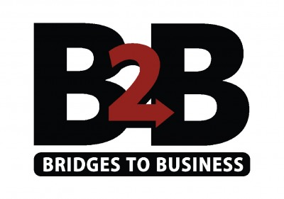 Bridges to Business logo