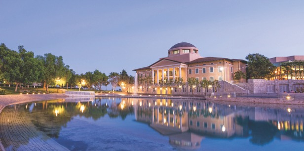Soka University Founder's Hall