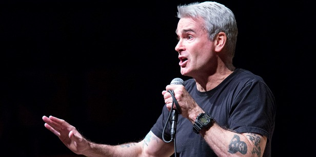 Henry Rollins speaks at Soka University