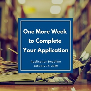 "With only one week until the deadline, this week is the perfect time to complete your application!  The deadline is Wednesday, January 15th, 2020. All Application Checklist items must be received by Soka by the deadline for you to be considered for admission.  See the ""How to Apply"" link in our profile for more information about required documents and application checklist items.  #sokauniversity #sua #sokagram #suagram #sokauniversityofamerica #sokauniversityapplication"