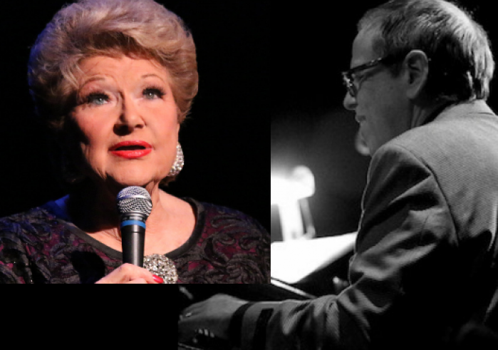 Marilyn Maye singing and Kenny Werner playing piano
