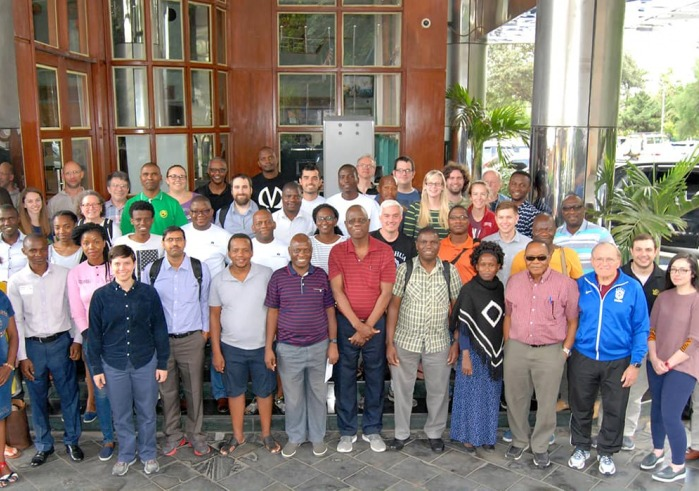 SAMSA participants gather in Tanzania